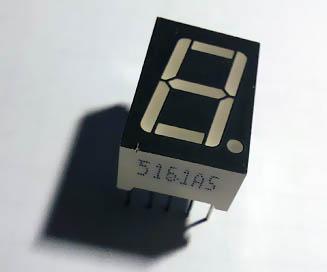 7-Segmentanzeige 5161AS