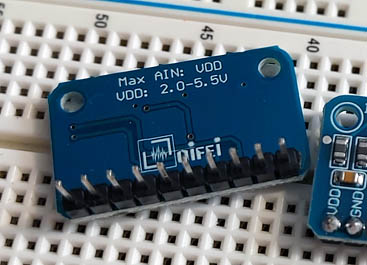 Modul ADS1115 Rückseite