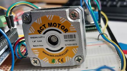 ACT MOTOR 16HS2404L14.5P1-X